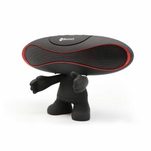 Bluetooth zvučnik BTS04/CS crni