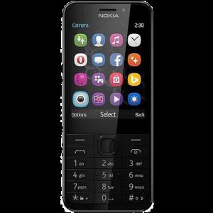 "NOKIA 230 2.8"" DS 16MB crna"