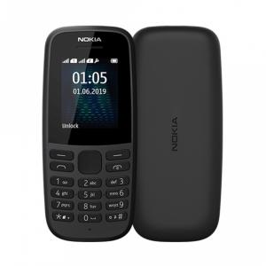 NOKIA 105 2019 1.77″ DS 4MB/4MB crni