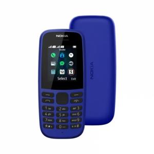 NOKIA 105 2019 1.77″ DS 4MB/4MB plavi